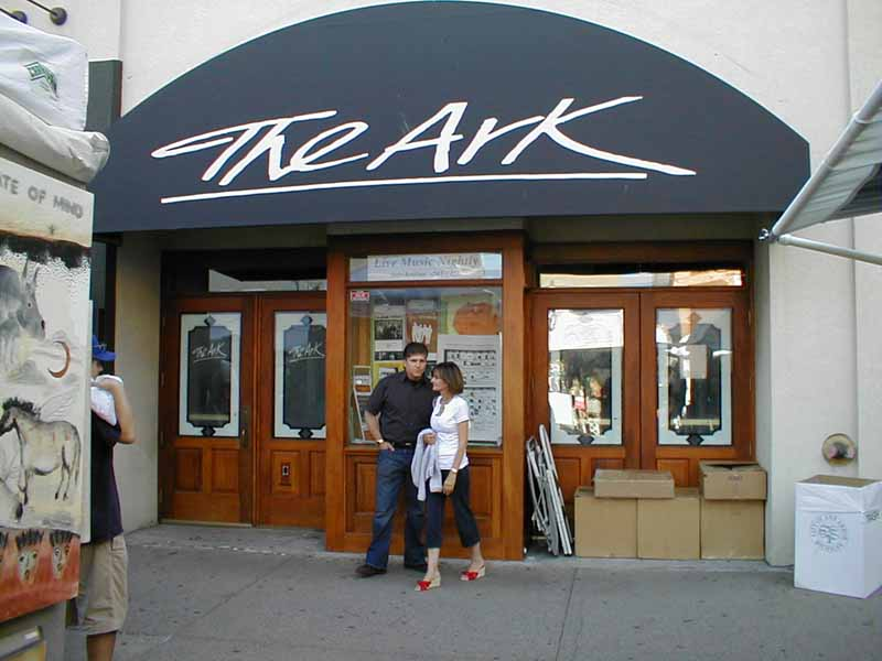 Ark and that s in glasgow the ark is located at 316 s main ann