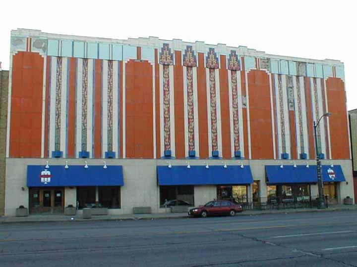Majestic Theater Detroit Mi 2007