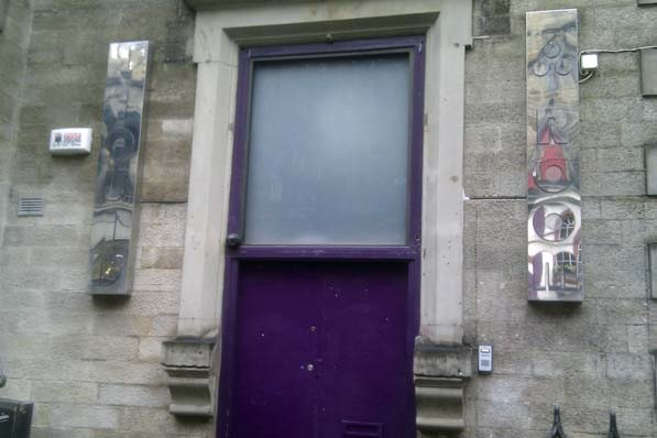 Liquid Room Edinburgh Scotland