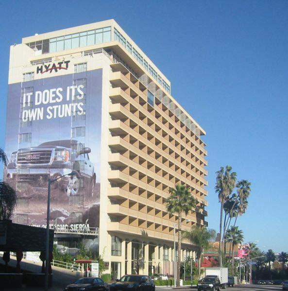 Hyatt Regency Hotel Los Angeles