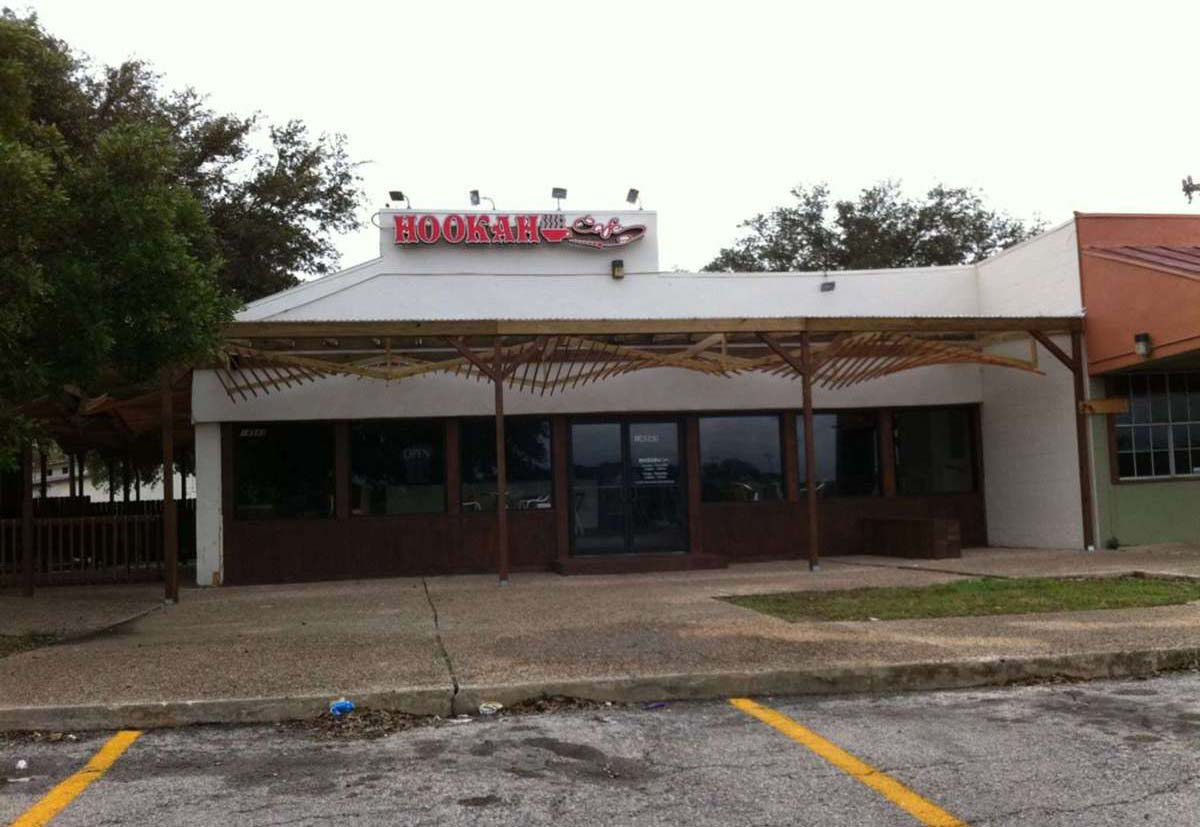 Site of the former Milo's Backyard, San Antonio TX