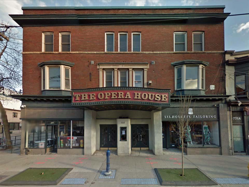 Opera House Toronto On