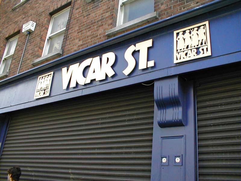 vicar street dublin