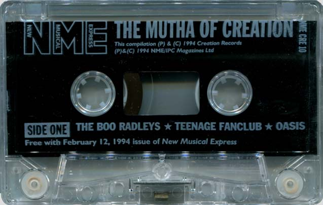 Various - The Mutha Of Creation