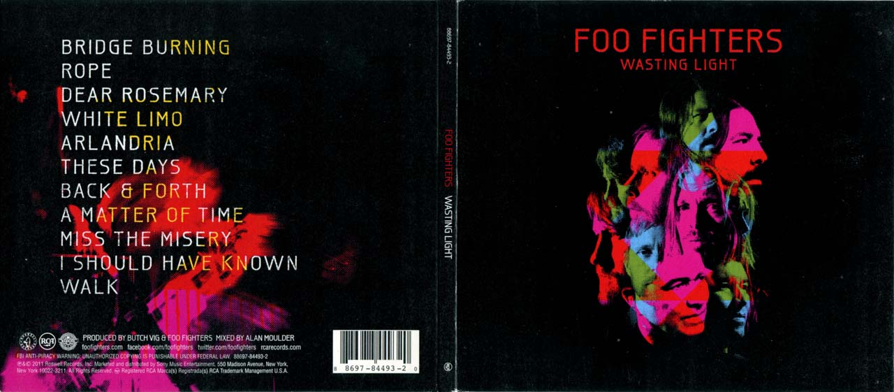 Wasting Light Foo Fighters Decoratingspecial Com