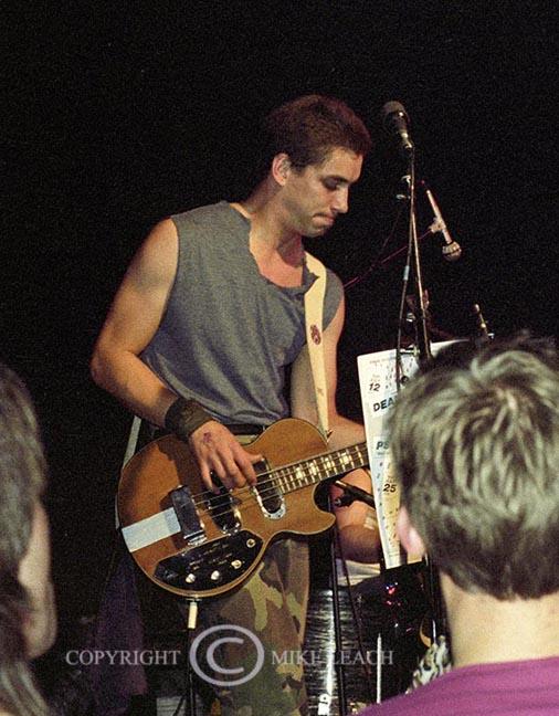 Hüsker Dü, Showbox, Seattle, 12 Jul 1981