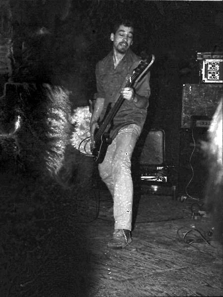 Hüsker @ Mi Casita, Torrance CA, 14 Jan 1983 (2)