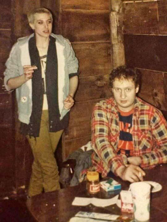 Hüsker Dü @ West Side Club, Philadelphia PA, 16 Apr 1983