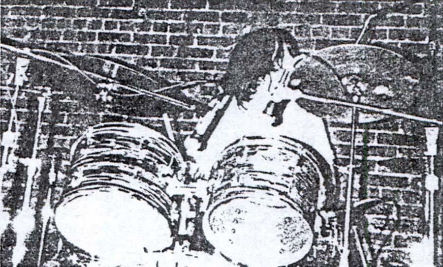Hüsker Dü @ The Great Gildersleeves, New York NY, 17 Apr 1983