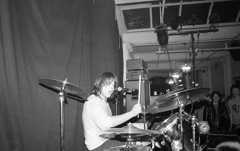Hüsker Dü, Royal Albert Arms, Winnipeg MB, 20 Jan 1984