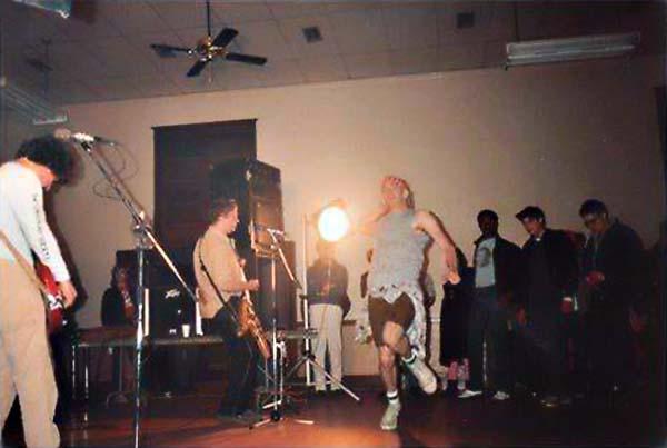 Hüsker Dü,  Dannebrog Hall, Omaha NE, 08 May 1984