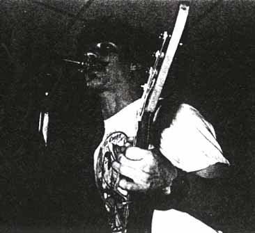 Hüsker Dü (Greg),  Cleveland County Fairgrounds, Norman OK, 09 May 1984