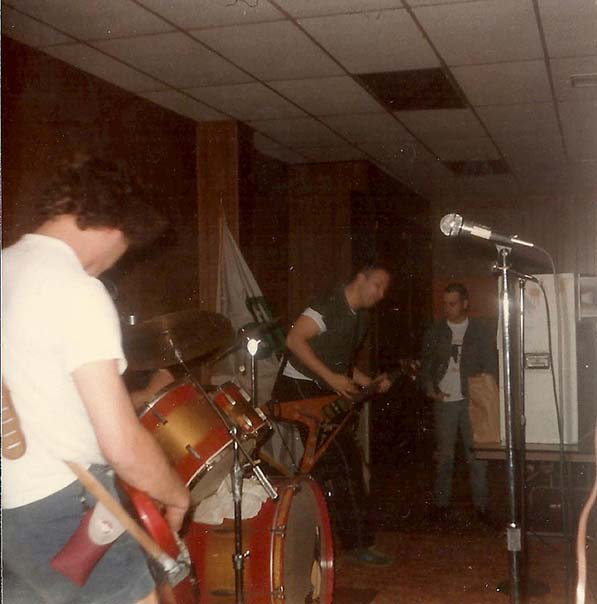 Hüsker Dü,  Cleveland County Fairgrounds, Norman OK, 09 May 1984