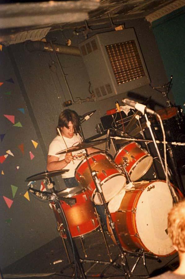 Hüsker Dü,  Maxwell's, Hoboken NJ, 23 Jun 1984