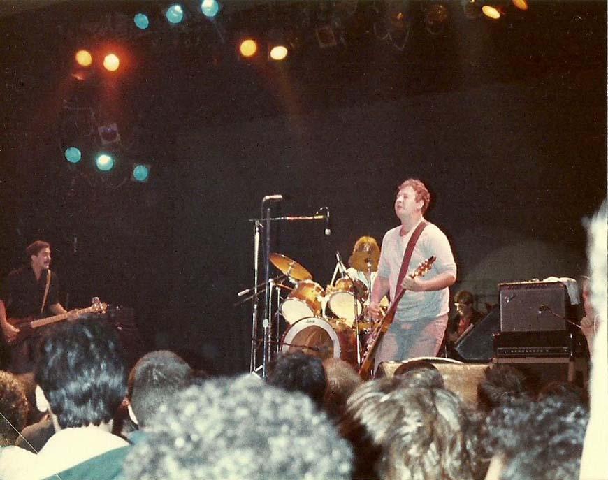 Ritz, New York NY, 03 Oct 1984