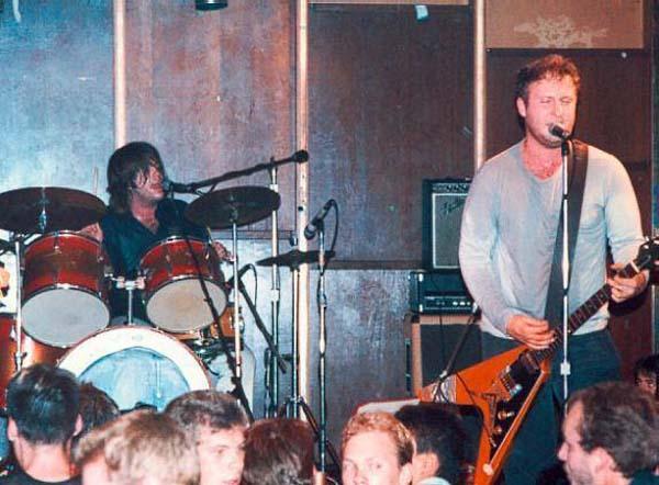 Hüsker Dü, Jockey Club, Newport KY, 12 Oct 1984