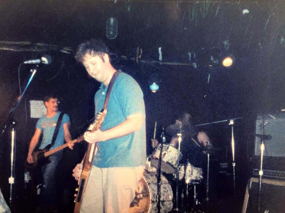 Hüsker Dü, 7th St Entry, Minneapolis MN, 02 Nov 1984