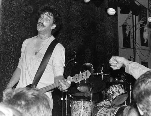 Hüsker Dü, Pine Street Theater, Portland OR, 21 Feb 1985