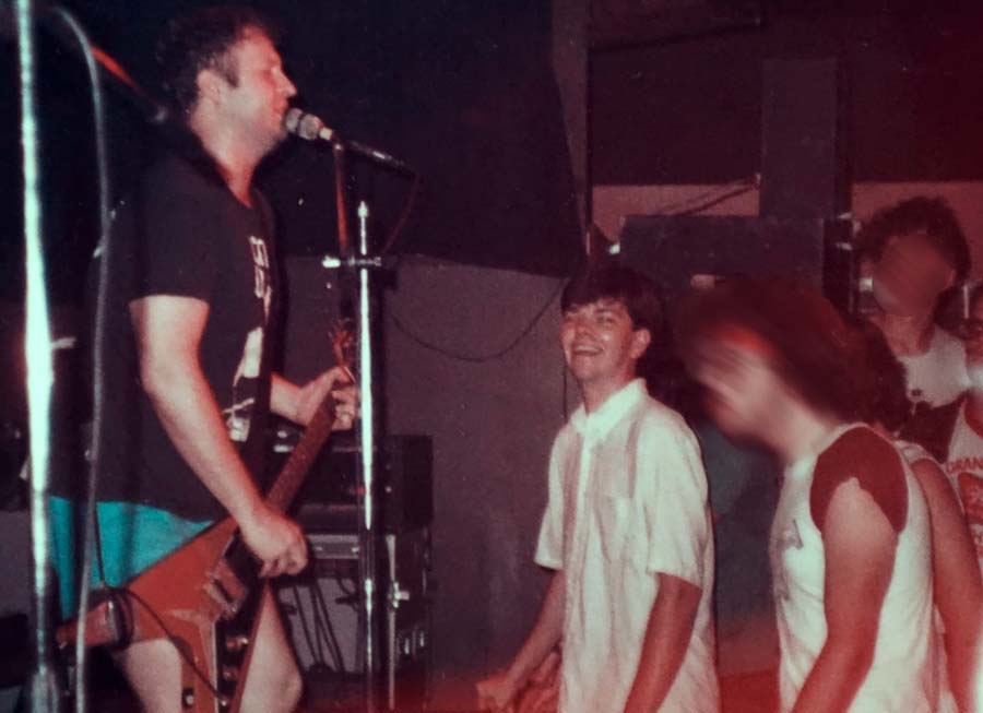 Hüsker Dü @ Sleep Out Louie's, Orlando FL, 01 Jun 1985