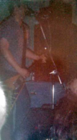 Hüsker Dü @ Burgerweeshuis, Deventer NL, 08 Sep 1985