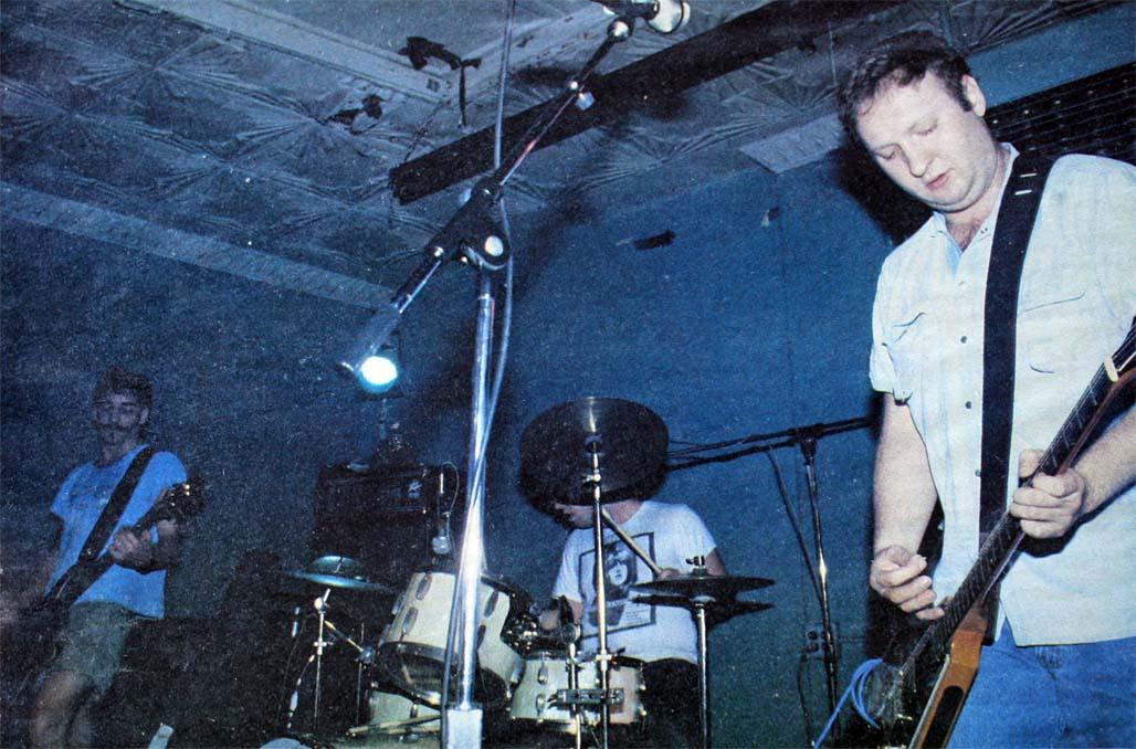 Hüsker Dü, Maxwell's, Hoboken NJ, 11 Apr 1986
