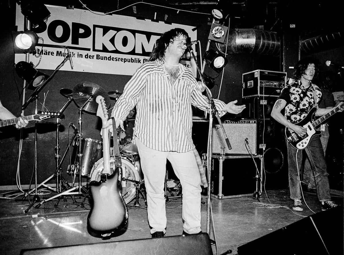 Grant Hart/the Strangemen, zakk, Düsseldorf Germany (Popkomm Festival), 25 Nov 1989