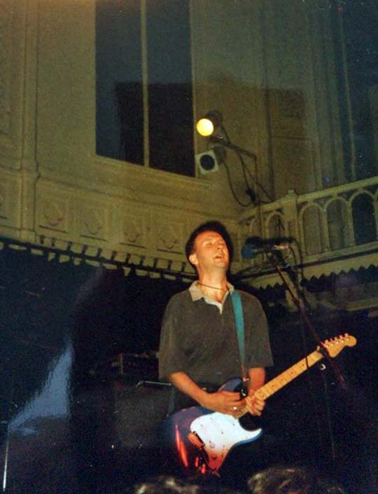 Bob Mould @ Paradiso, Amsterdam NL, 30 Nov 1989