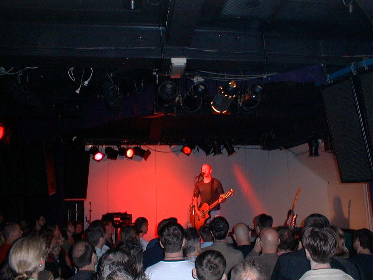 Bob Mould @ Corner Hotel, Melbourne, VIC, Australia, 15 Dec 2002