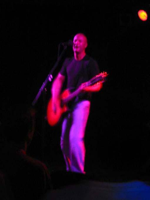 Bob Mould @ Crocodile Cafe, Seattle WA, 28 Jun 2003