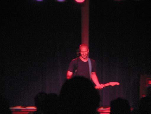 Bob Mould @ WOW Hall, Eugene OR, 29 Jun 2003