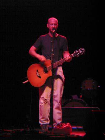 Bob Mould @ Aladdin Theater, Portland OR, 01 Jul 2003