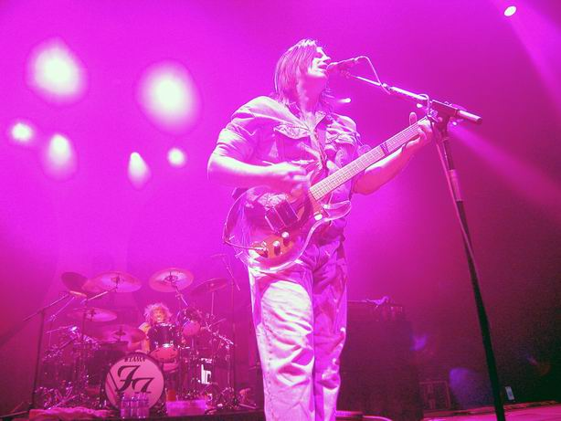 Grant Hart (guest with Foo Fighters) @ Roy Wilkins Auditorium, St Paul MN, 12 Jul 2003