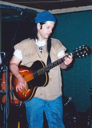 Grant Hart, 31 Aug 2003