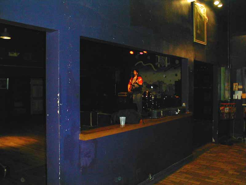 Grant Hart, 31 Jul 2005 (soundcheck 1)