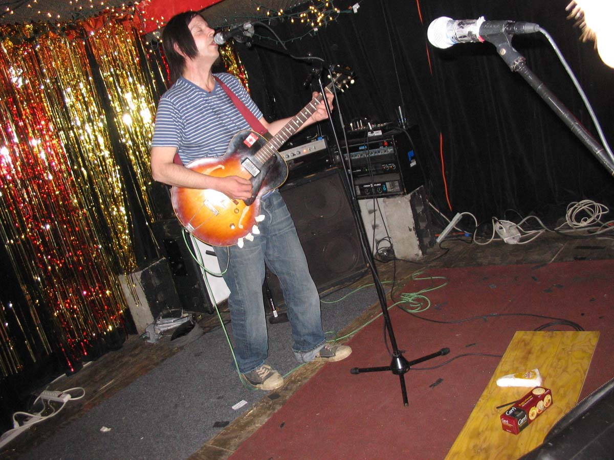Grant Hart @ Cake Shop, NYC, 29 May 2009