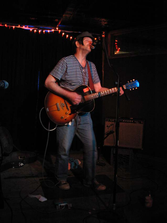 Grant Hart @ Cafe Nine, New Haven CT, 03 Jun 2009