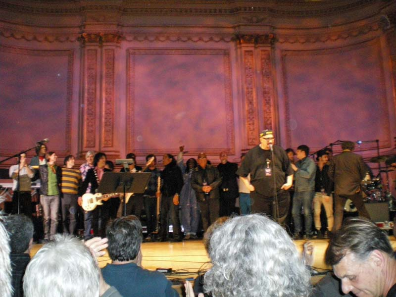 Bob Mould, Carnegie Hall, NYC, 02 Mar 2010 (Who tribute concert) (Who tribute concert)