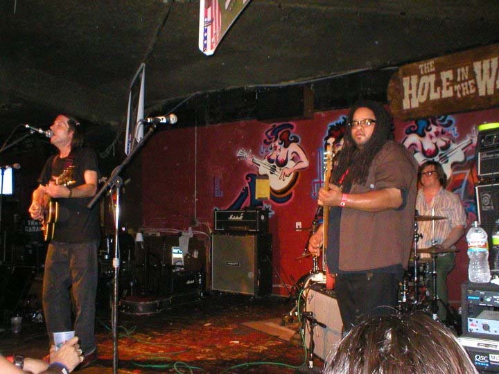 Grant Hart, Hole In The Wall, Austin TX, 13 Aug 2010