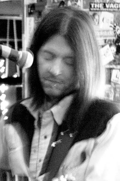 Grant Hart, The Treehouse, Columbus OH, 01 Oct 2010