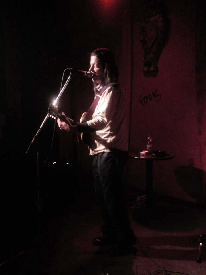 Grant Hart @ King Kong Klub, Berlin, Germany, 21 Nov 2010