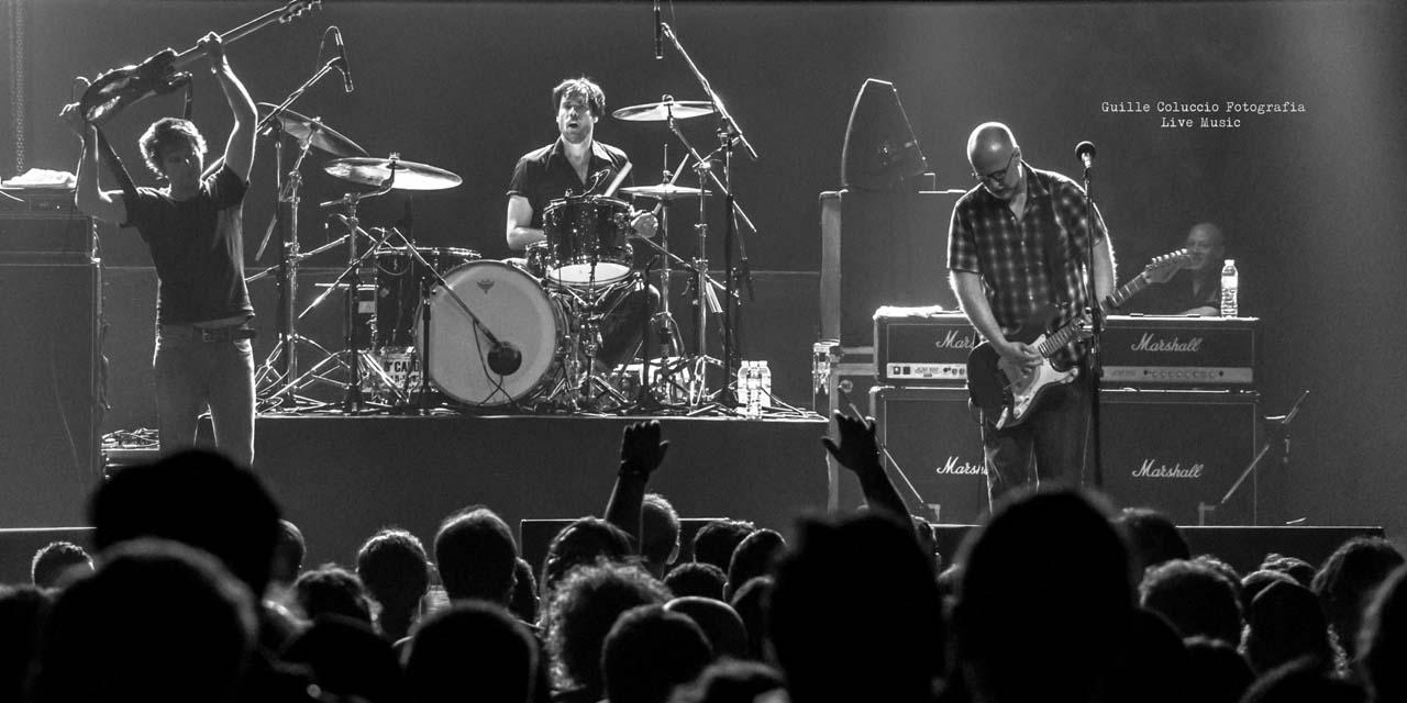 Bob Mould Band @ Teatro Vorterix, Buenos Aires, Argentina, 03 Oct 2013