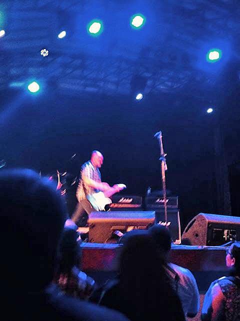Bob Mould Band @ Circo Voador, Rio de Janeiro, Brasil, 06 Oct 2013