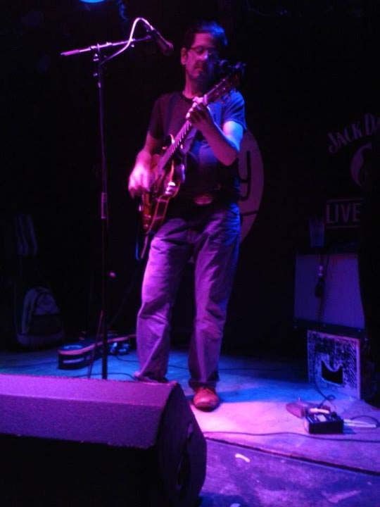 Grant Hart @ Sneaky Pete's, Edinburgh, Scotland, 21 Oct 2013