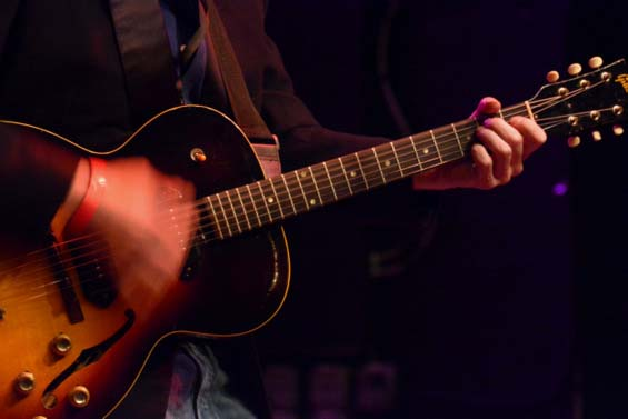 Grant Hart @ Amsterdam Bar & Hall (Sound Unseen), St Paul MN, 13 Nov 2013