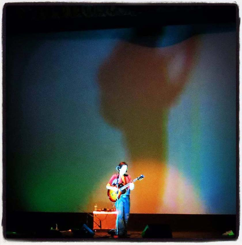 Grant Hart @ Wilma Theatre, Missoula MT, 22 Feb 2014