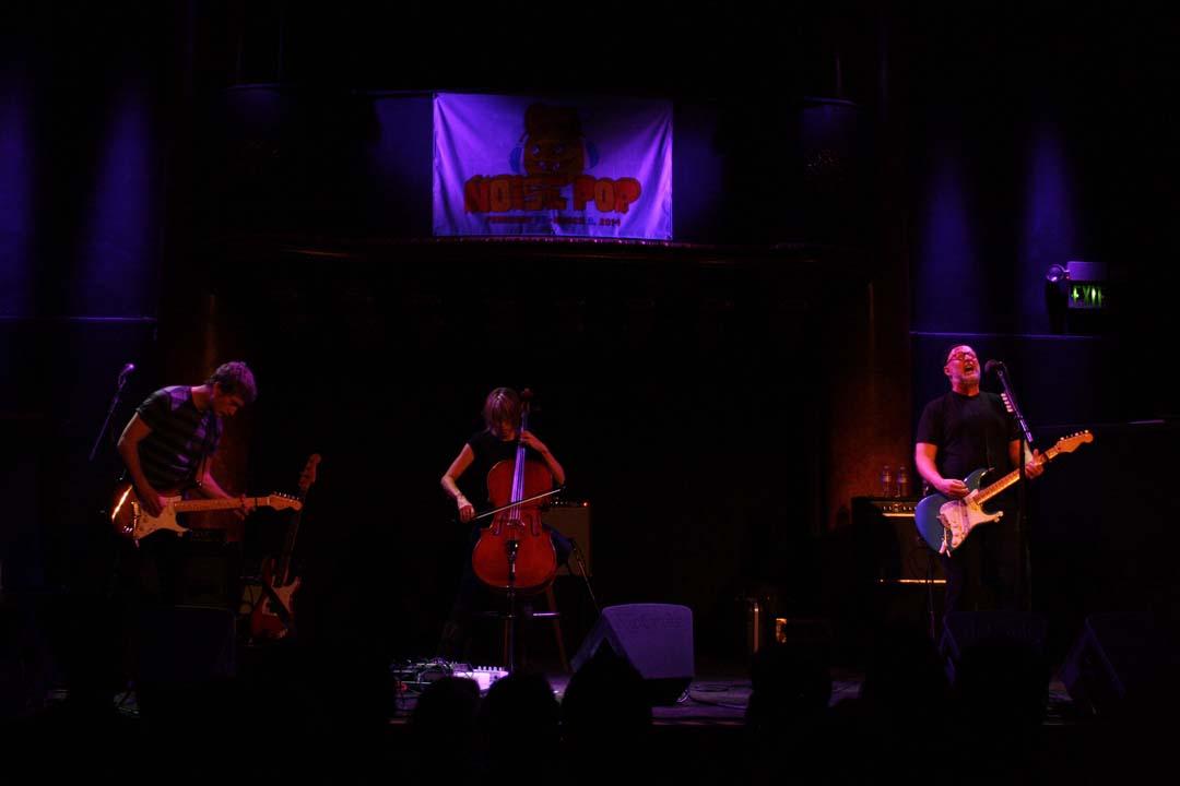 Bob Mould @ Great American Music Hall, San Francisco, 27 Feb 2014