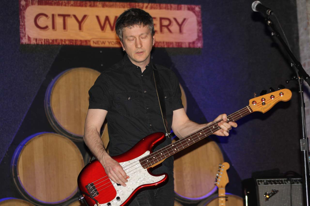 Bob Mould @ City Winery, New York NY, 07 Mar 2014