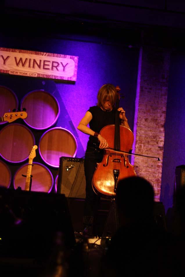 Bob Mould @ City Winery, New York NY, 07 Mar 2014