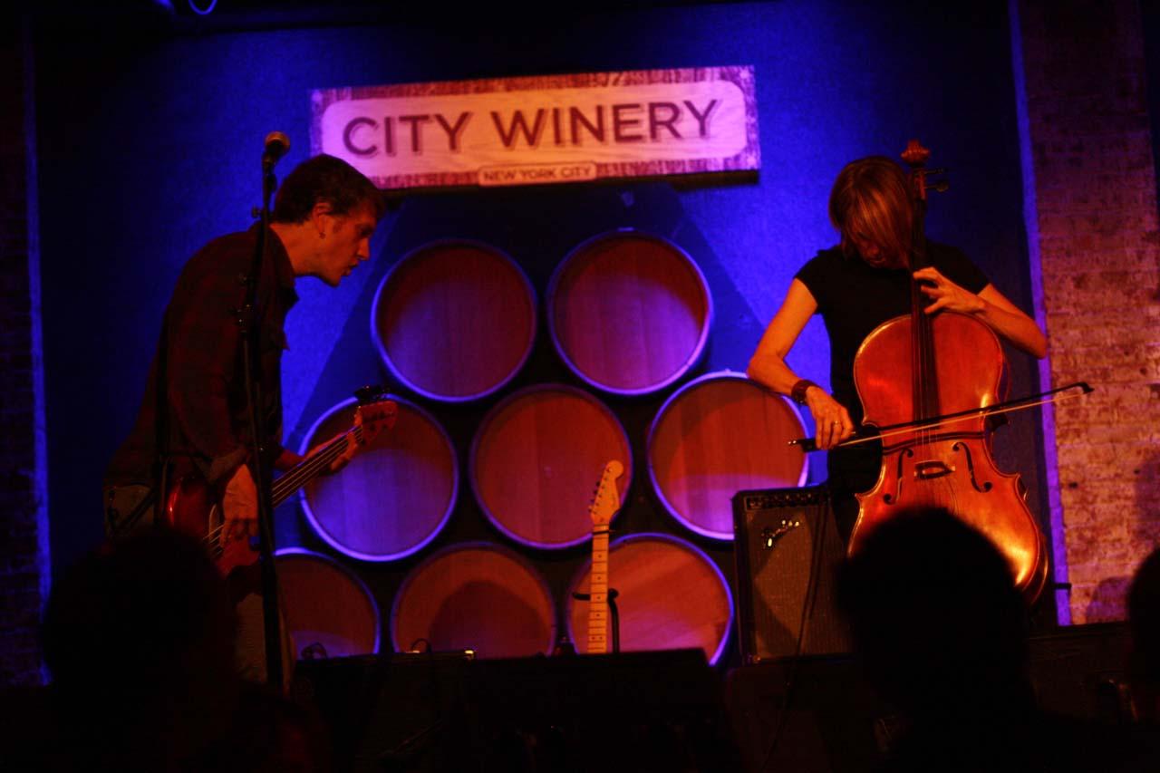 Bob Mould @ City Winery, New York NY, 08 Mar 2014