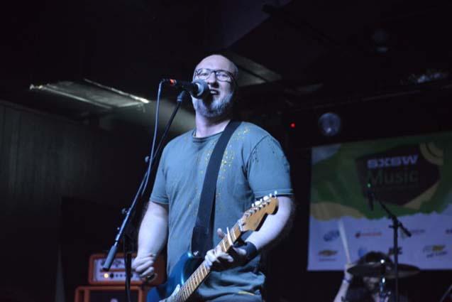 Bob Mould @ Parish, Austin TX (SXSW), 13 Mar 2014